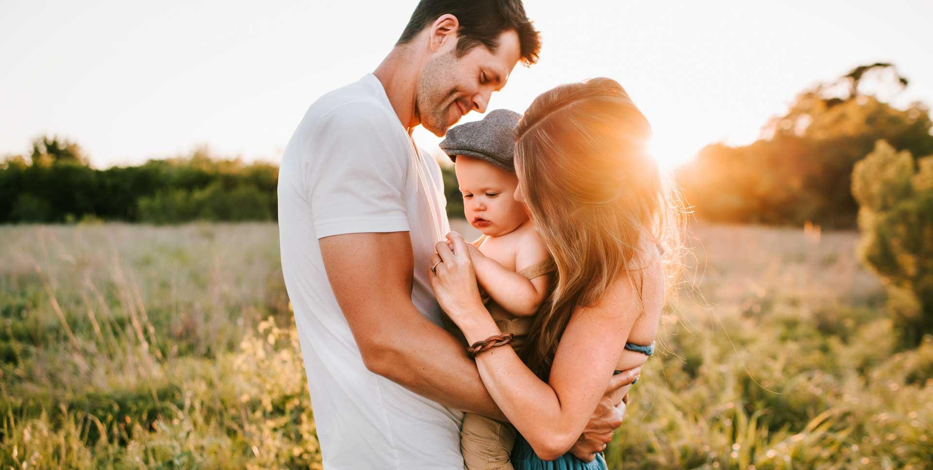 La educación padres e hijos